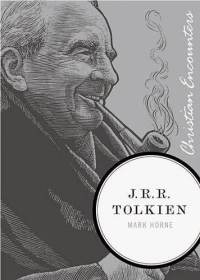 J R R Tolkien by Mark Horne