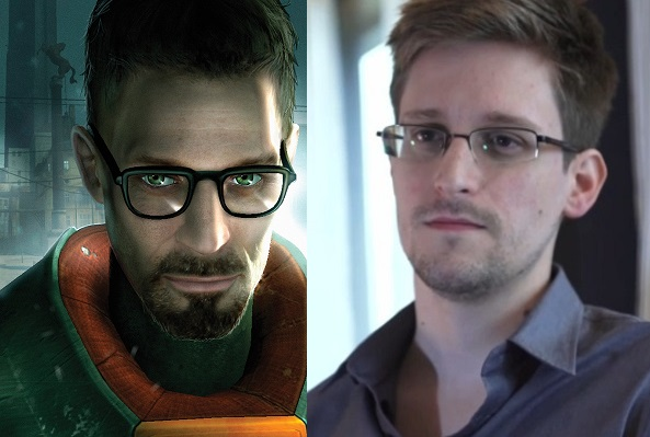 gordon freeman edward snowden